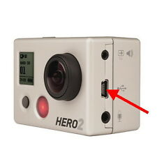 REPAIR SERVICE for GoPro Hero 2 Camera Mini USB Port Replacement