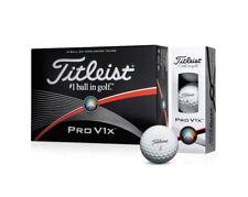 2017 Brand New 12 Titleist PRO V1x Golf Balls with companies logos (1 Dozen)