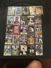 Frank Thomas Lot (25) Rookies, Inserts, Chicago White Sox