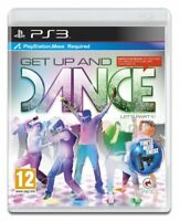 Get Up And Dance (PS3) BRAND NEW SEALED