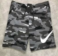 NEW Mens Nike Club Camo NSW Shorts L Running Gym Fitness Casual Holiday Ltd Edt