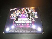 "COFFRET COLLECTOR 2 CD + 1 DVD DIGIPACK ""NRJ MUSIC AWARDS : 15TH EDITION"""