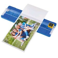 A5 Precision Craft Guillotine Paper Photo Trimmer Cutter Ruler Rotary Wedding A4