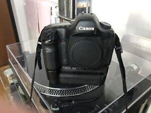 fotocamera Canon 5D digitale reflex usata Più Grip (impugnatura Verticale)