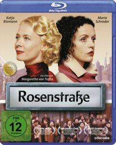 Rosenstraße [Blu-ray/NEU/OVP] von Margarethe von Trotta mit Katja Riemann, Maria