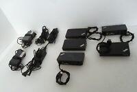 LOT-5 Lenovo ThinkPAD OneLink+ Dock w/20V 90W Adapter DU9047S1 03X6296 45N0481