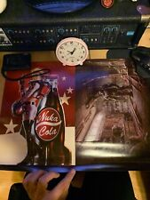 Brand New Loot Crate Fallout 4 Poster Set Nuka Cola Power Armor