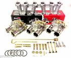 Triple 45 DCOE Holden 6 cyl suit WEBER red 149 - 202 package carby carburettor