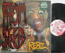 """ATOM SEED ~ Rebel ~ 12"""" Single PS LIMITED EDITION ATOM PACK"""