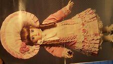 "FRANKLIN MINT BEBE Thuillier 1991 Replica of $1000,000 Doll 23"" NRFB + COA NRFB"