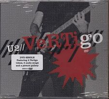 U2 - Vertigo - DVD SINGLE 2004 SIGILLATO SEALED 4 TRACKS
