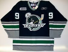 TYLER SEGUIN PLYMOUTH WHALERS JERSEY  RBK AUTHENTIC 54 ULTRAFIL DALLAS STARS