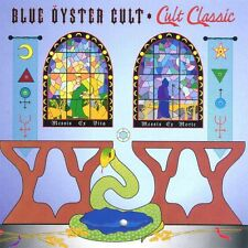BLUE OYSTER CULT Cult Classic CD NEW / UNPLAYED