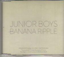 (BX485) Junior Boys, Banana Ripple - 2011 DJ CD