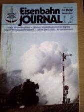 Eisenbahn Journal 6 1982 - Deutsche Diesellokomotiven