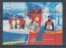 Weißrußland Blocco 51 Oly Torino Medaillengewinner (MNH)