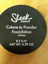 Sleek Creme To Powder Foundation Shade C2 PO7