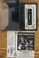 Creedance Clearwater Revival Greatest Hits Cassette Free Shipping In Canada