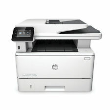 New HP LaserJet Pro M426fdw All in One Wireless Laser Duplex Printer w Toners