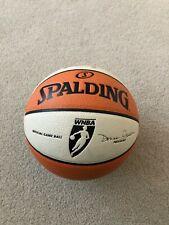 New Spalding Official Wnba Game Ball Commemorative 2007 Wnba Draft