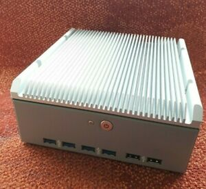 ESI604-DC 12v DC USFF MINI Fanless PC - INTEL ATOM D2550 1.86Ghz 2GB/250Gb/Win7