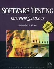 Software Testing : Interview Questions by S. Koirala and S. Sheikh (2008,...