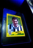Panini Calciatori 1996/97 Zinedine Zidane NEW MINT AUTOCOLLANT Nº 144