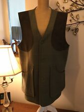 Mens  Alan Paine Country Collection Shooting Waistcoat Size XXL NEW