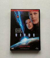 Virus  (DVD ) Jamie Lee Curtis, David Sutherland Widescreen