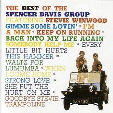 Spencer Davis Group Best Of CD NEW SEALED Keep On Running/Gimme Some Lovin'+