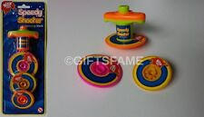 3Sets-Traditional Children Spinning Top, Spinning Stack Speedy Shooter Spin kids
