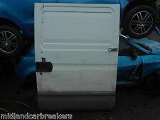 IVECO DAILY 29L10V 2003 SWB NS PASSENGER SIDE BARE SLIDING DOOR WHITE