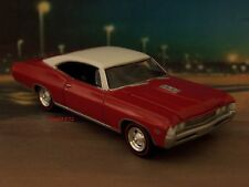 1967 67 CHEVY IMPALA SS 427 MUSCLE CAR COLLECTIBLE MODEL - 1/64 SCALE DIORAMA