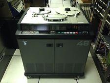 Sony PCM 3348 Digital Audio Multitrack Recorder + Remote Control Unit RM-3348
