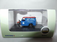 Oxford 76TV008 TV008 1/76 OO Scale Tricycle Van Grand Union Canal Company