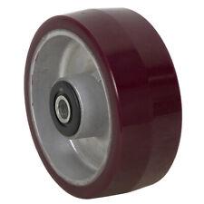 "5"" x 2"" Polyurethane Wheel w/Aluminum Hub 1-5422"