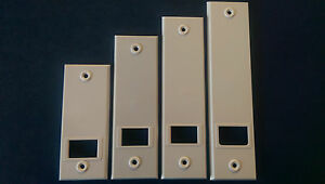 Rolladen Rollo Jalousie Abdeckplatte Deckplatte Blende Platte 105 135 160 185