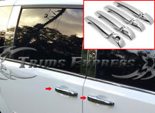 2008-2018 Chrysler Town & Country 4 Chrome Door Handle Covers no PSKH