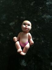 Barbie Pregnant Midge Happy Family Blond   NEWBORN Baby Girl Doll Fits In Belly