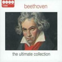 Ludwig van Beethoven : The Ultimate Collection CD 4 discs (2007) Amazing Value