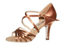NEW Aida latin shoes 070E - Round Toe (Karina)