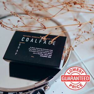COALFACE SOAP BY KAYMAN BEAUTY FOR ACNE PRONE SENSITIVE COMBINATION SKIN