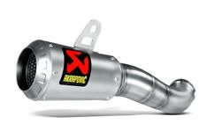 Akrapovic Slip On Stainless Muffler Exhaust For Yamaha R3 15-16 S-Y2SO11-AHCSS