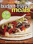 Better Homes and Gardens Budget-Friendly Meals (Better Homes &-ExLibrary