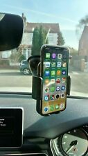 IPHONE XS MAX CAR PHONE HOLDER CRADLE WINDSCREEN SUCTION MOUNT PERFECT FITS