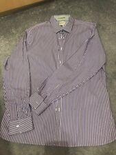 """Mens TED BAKER long Sleeved Shirt 17"""" Collar"""