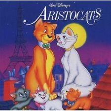 ARISTOCATS ( DEUTSCHE VERSION)  CD ORIGINAL SOUNDTRACK/FILMMUSIK NEU