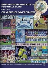 Birmingham City Classic Matches (2008, DVD New)