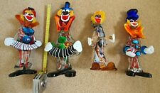 Murano Glass Clowns Collection