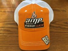 New Dale Earnhardt Jr Amp Energy Hendrick Team Hat - No Reserve!